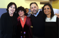 Drs. Orit Kamir and Yifat Biton Awarded Major Prizes