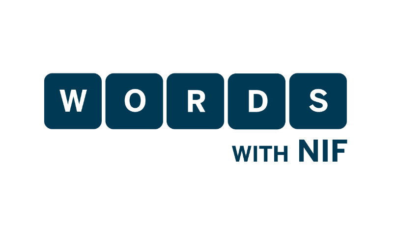 Words with NIF